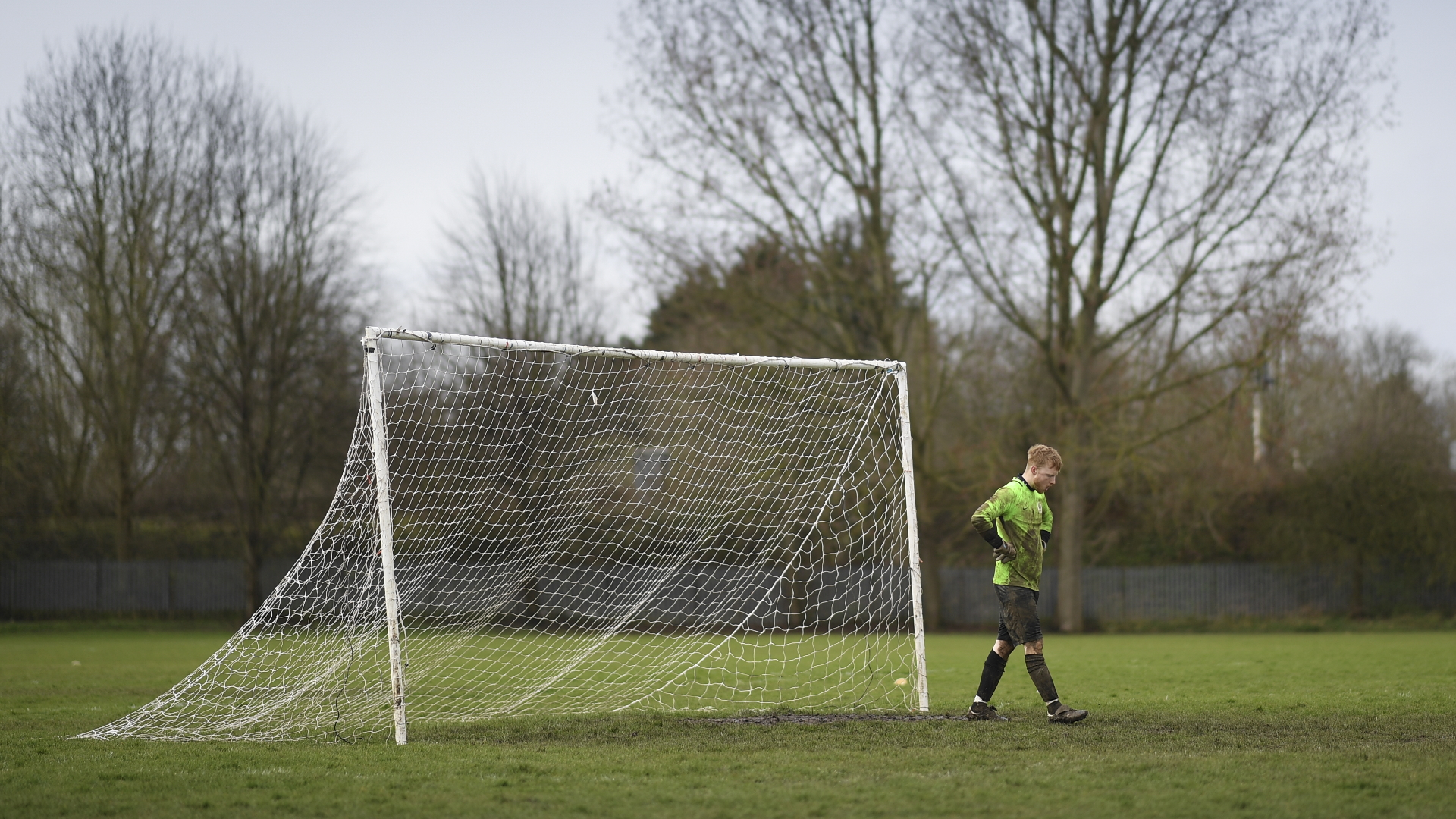 Football team loses 37-0 in socially distanced match