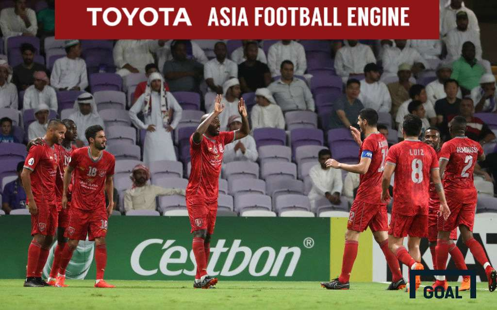 Al Duhail vs Al Ain; AFC Champions League