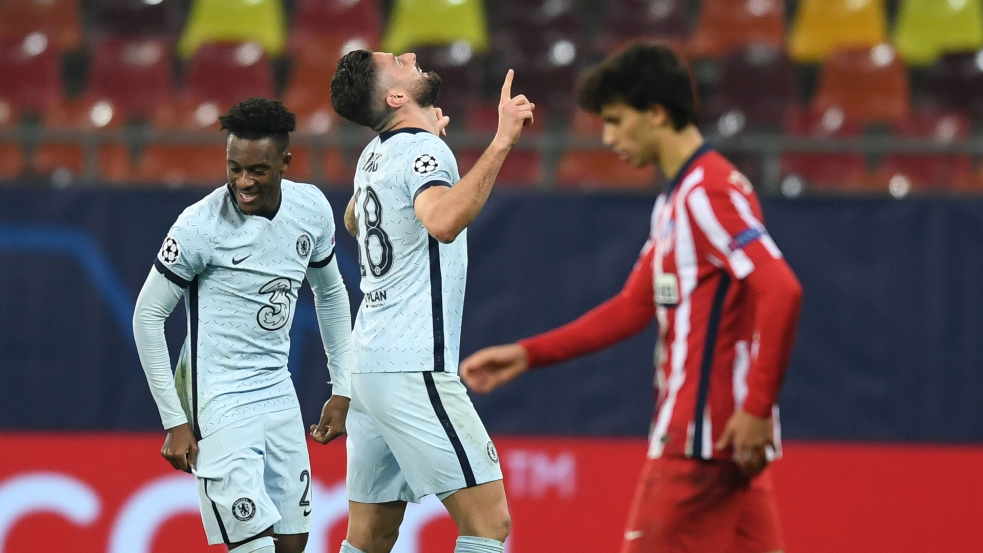 We had strong intentions to win - Chelsea deserved Champions League victory over Atletico says match winner Giroud