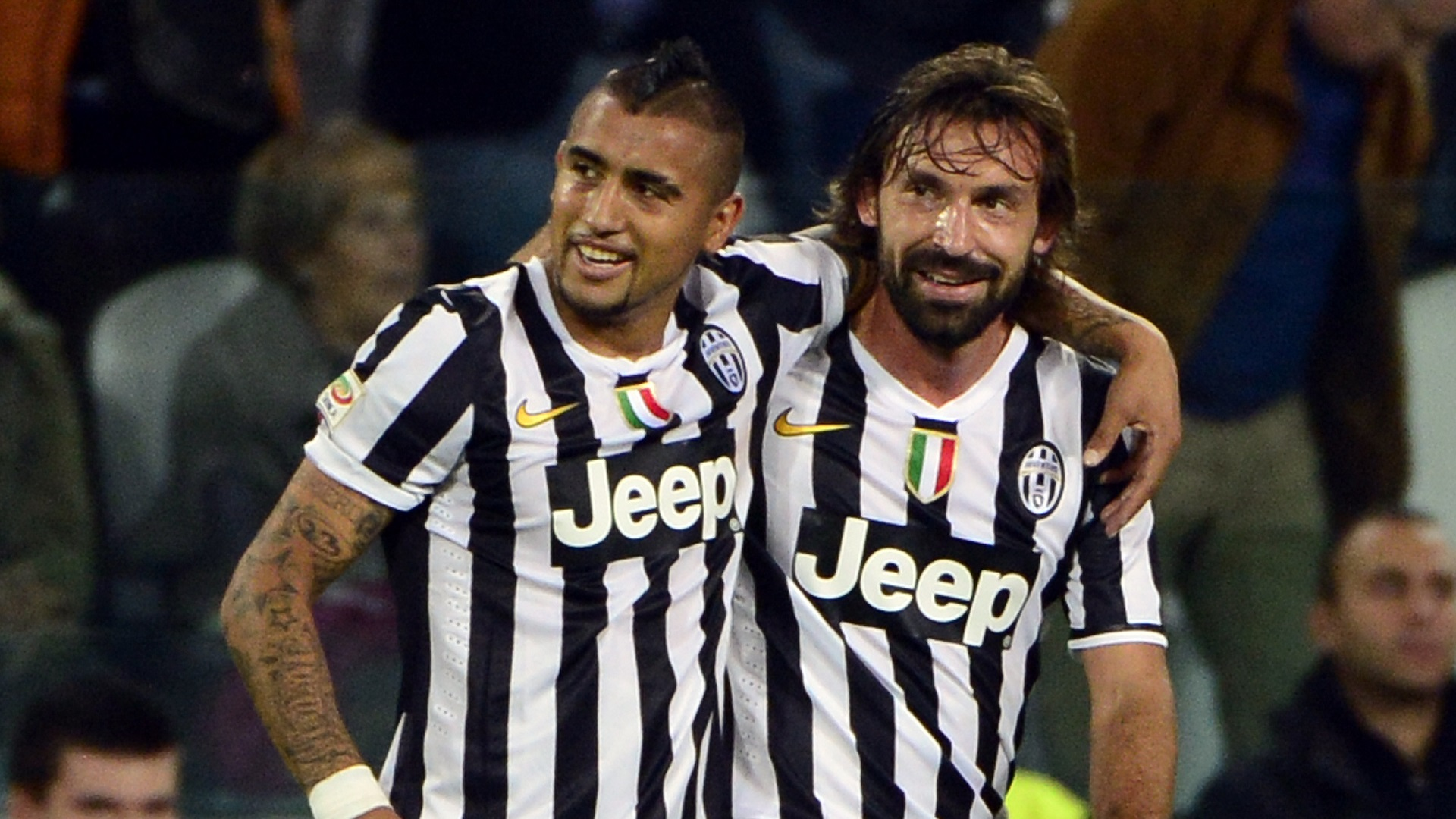 If Pirlo Or Juventus Call Me I Would Be Happy Vidal Open To Bianconeri Return Goal Com