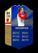 FIFA 18 Bundesliga Team of the Season Michael Gregoritsch