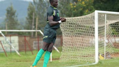 Derrick Otanga of Wazito FC.