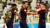 تيجالي وكارليتوس الوحدة دوري الخليج العربي الإماراتي