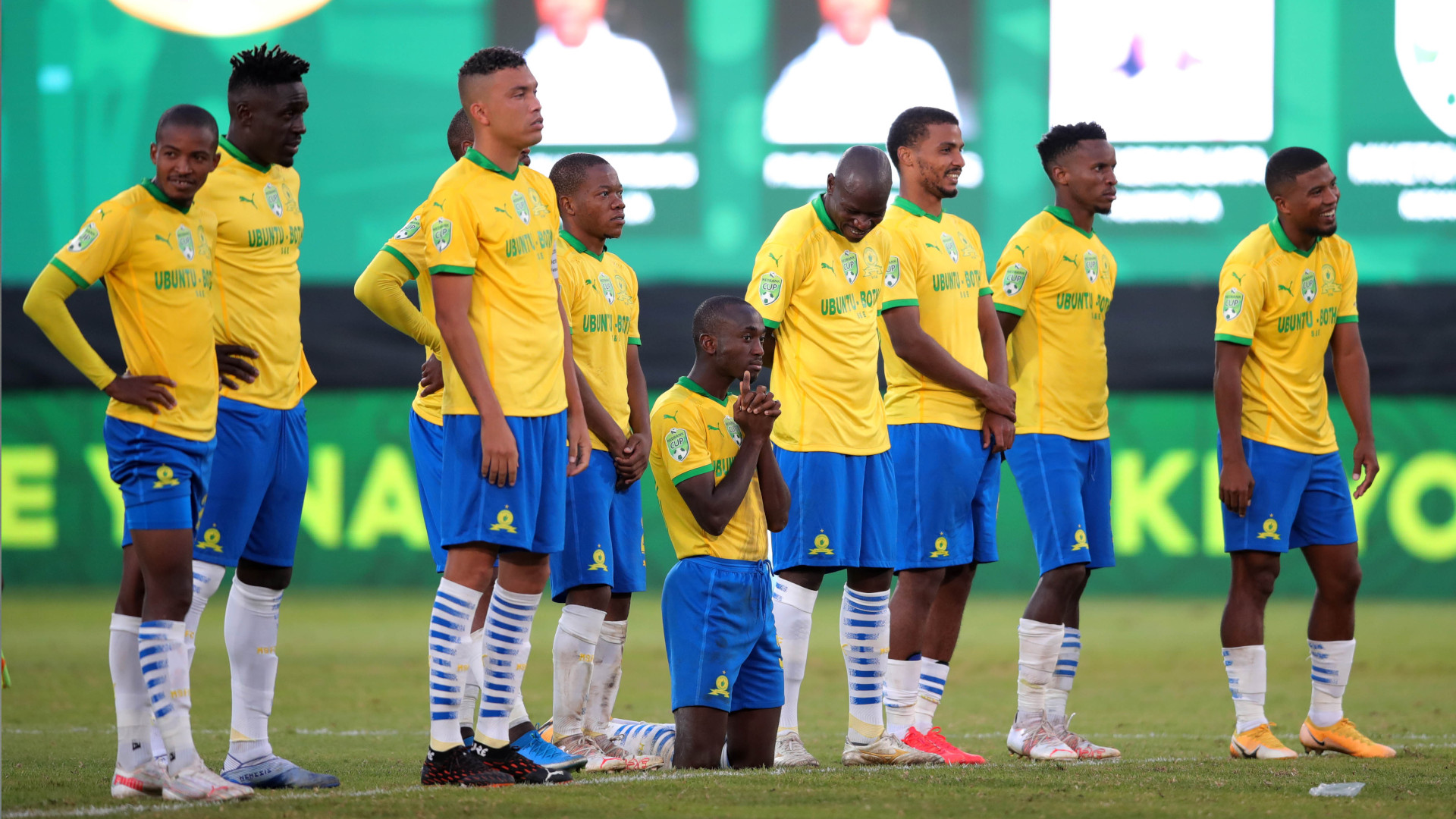 Caf Champions League: How Mamelodi Sundowns could start against Al Ahly