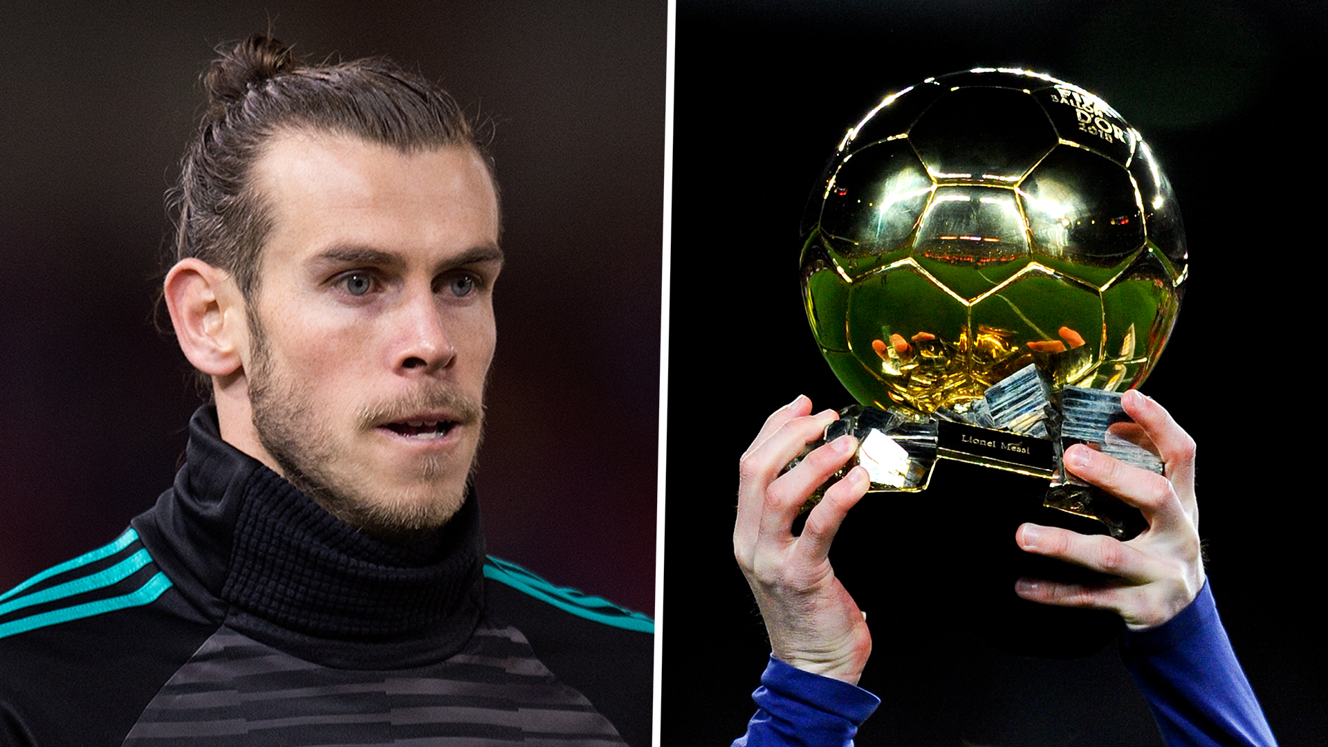 Gareth Bale Ballon d'Or