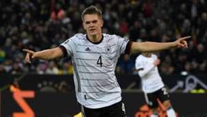 Matthias Ginter Deutschland Wei?russland EM-Qualifikation