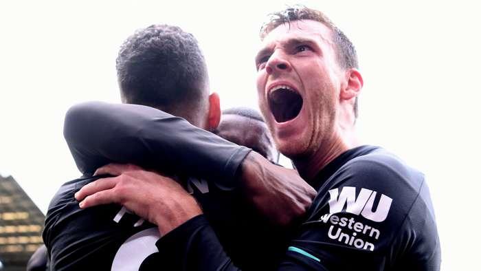 Andrew Robertson Liverpool 2019-20