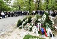 Szepesi György temetése