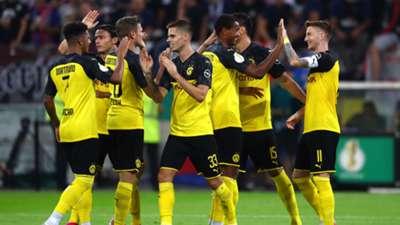 KFC Uerdingen Borussia Dortmund BVB DFB-Pokal 09082019