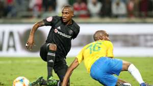 Thembinkosi Lorch, Orlando Pirates, April 2019