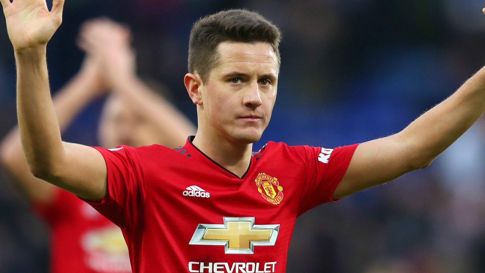Manchester United bestätigt Abschied von Ander Herrera - Weg zu PSG nun  frei