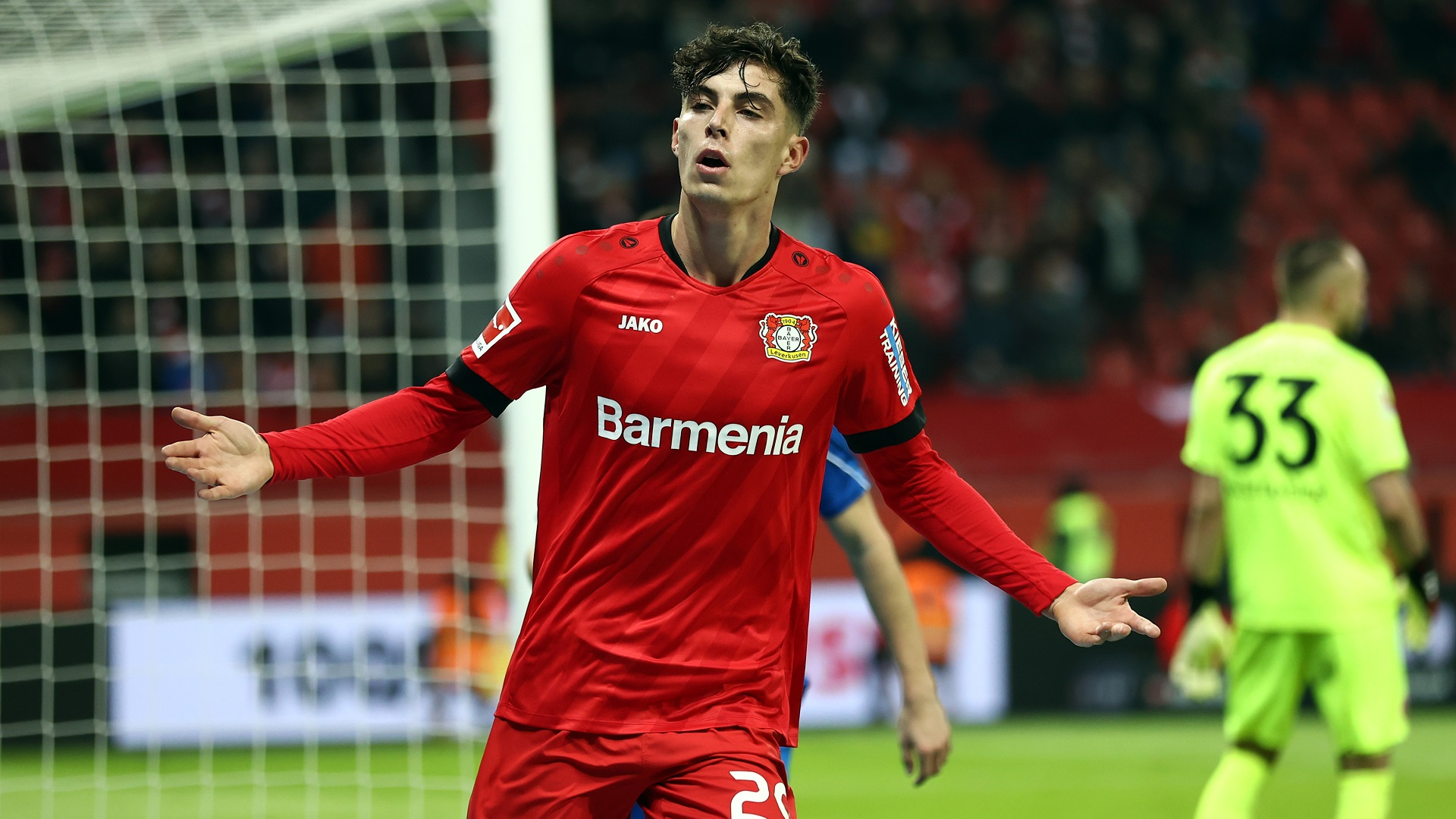 Havertz future still to be decided with Leverkusen aware of ...