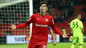 Kai Havertz Bayer Leverkusen 2019-20