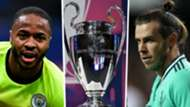 Raheem Sterling Gareth Bale GFX