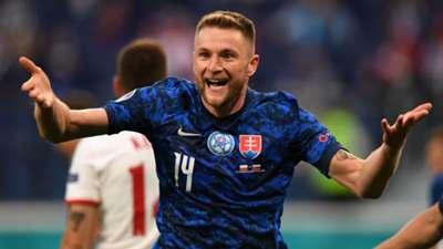 Milan Skriniar, Slovakia Euro 2020