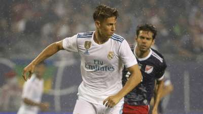 Marcos Llorente Real Madrid