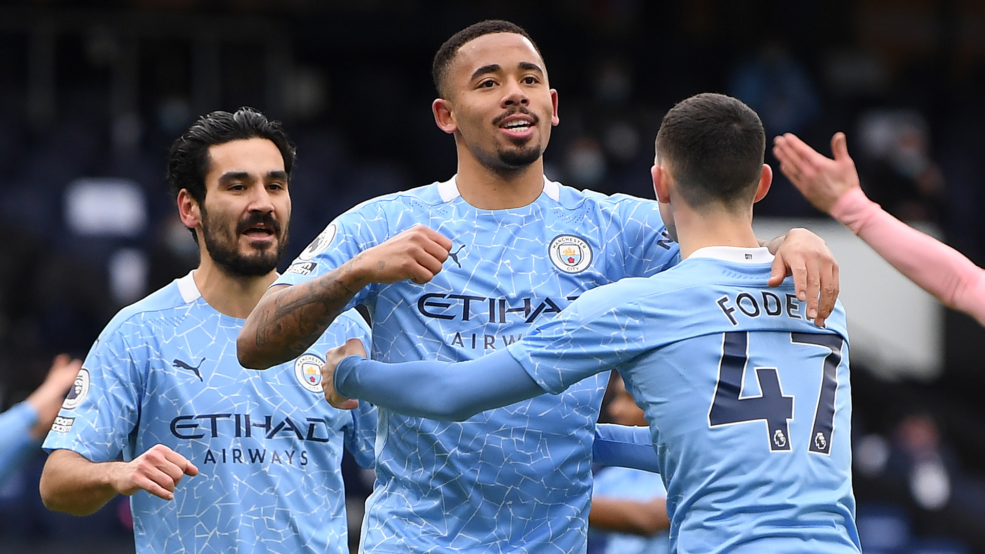 'To play for a top club I have to score' - Jesus relieved to end nine-game Man City goal drought