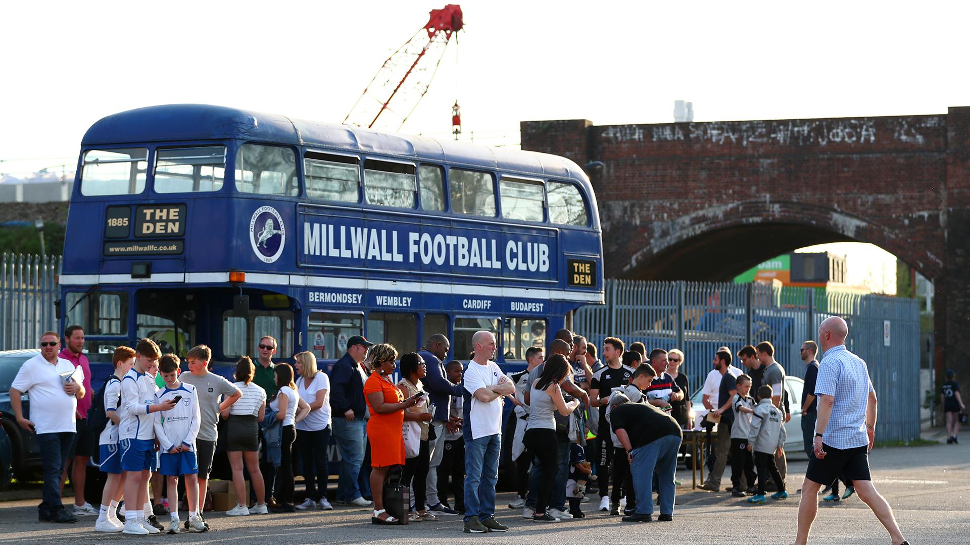 Millwall fans 2017