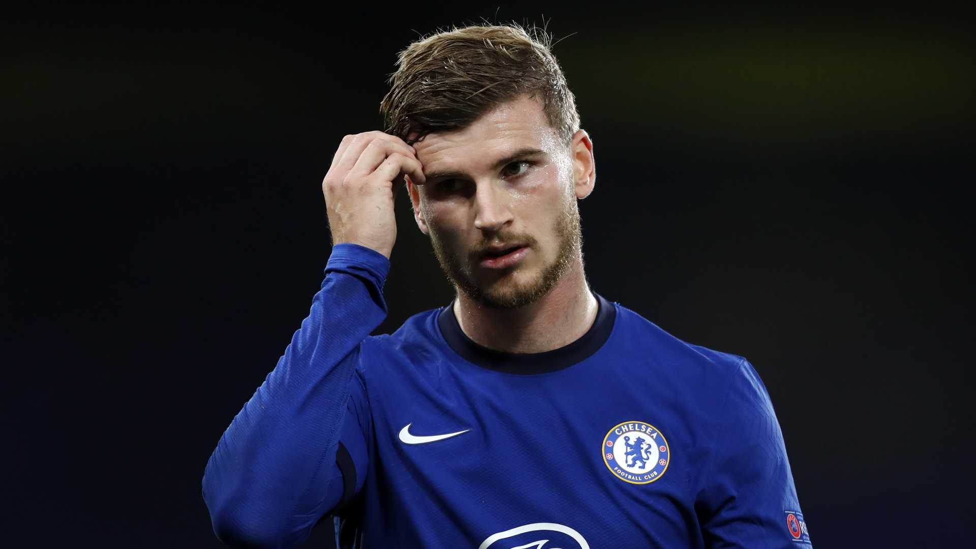 'Werner can play on the left, he just needs time' - Lampard calls for patience amid Chelsea striker's struggles for form