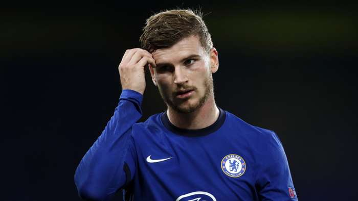 Timo Werner, Chelsea, Champions League 2020-21