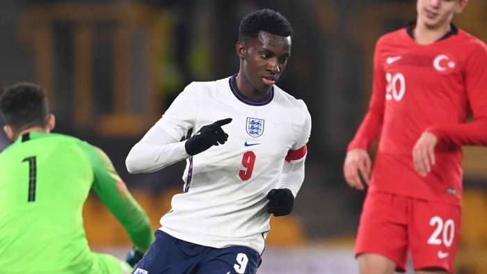 Eddie Nketiah England U21 2020