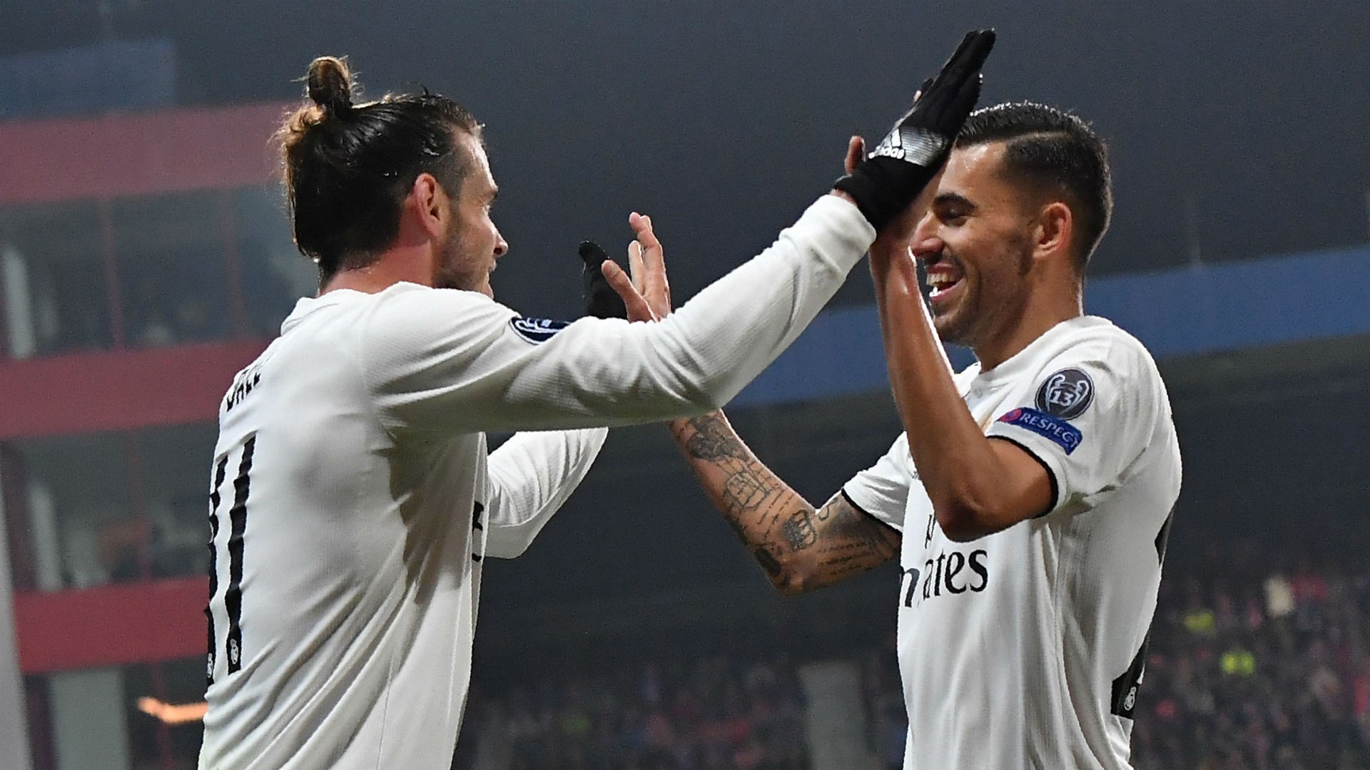 Real Madrid, Ceballos défend Bale