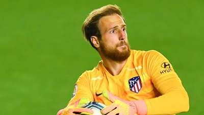 Jan Oblak Atletico Madrid