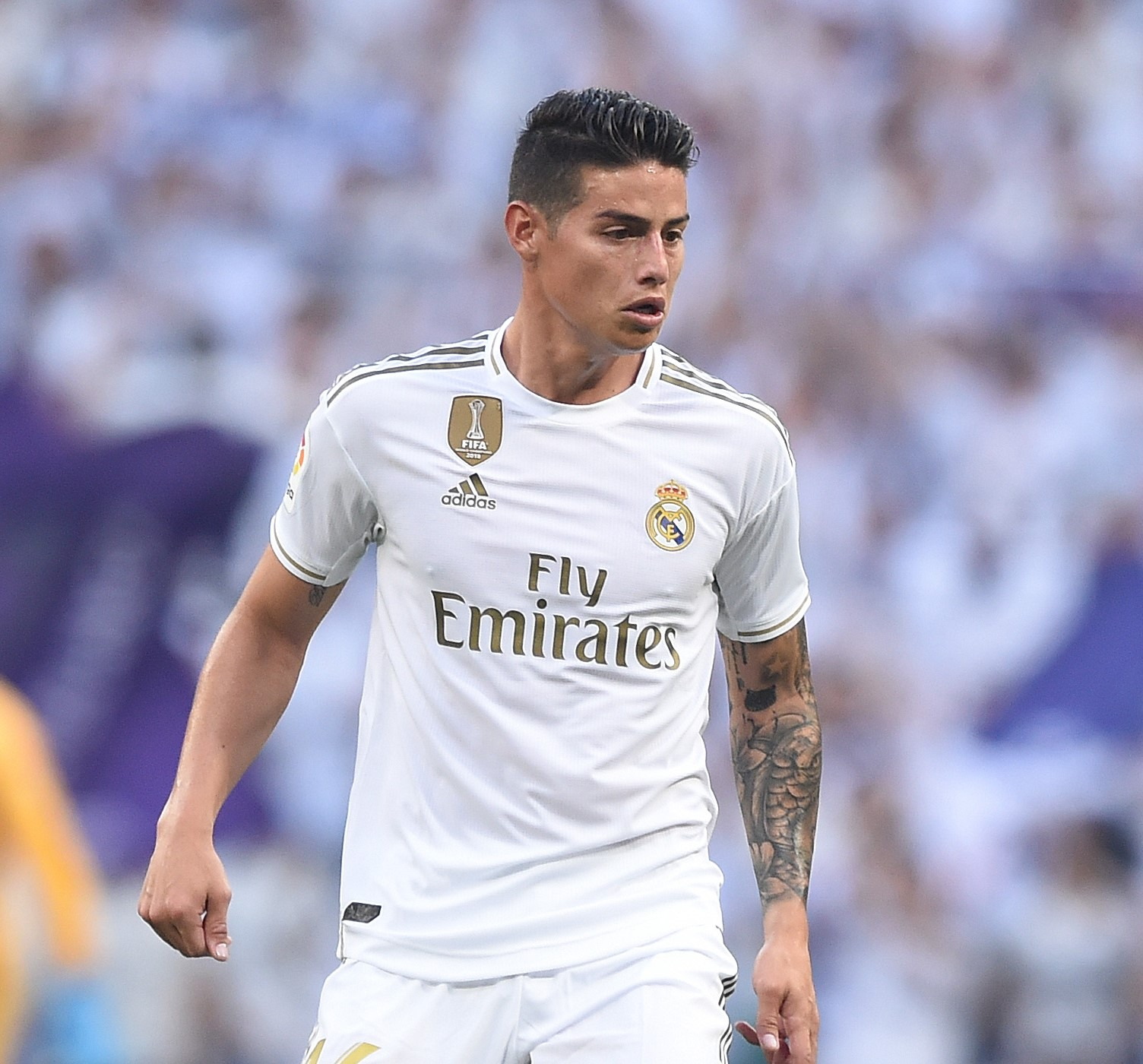 Real Madrid : James Rodriguez confirme qu'il veut quitter le club