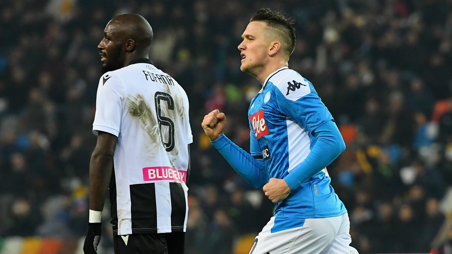 Zielinski-Napoli, rinnovo vicino: ma la stagione è flop   Goal.com