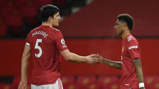 (Tin MU) Rashford, Maguire chửi nhau trên sân