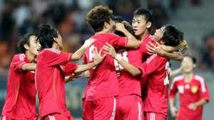 China U20, 12102013