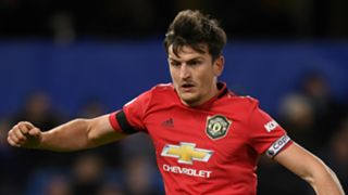 Harry Maguire Chelsea Manchester United 17022020