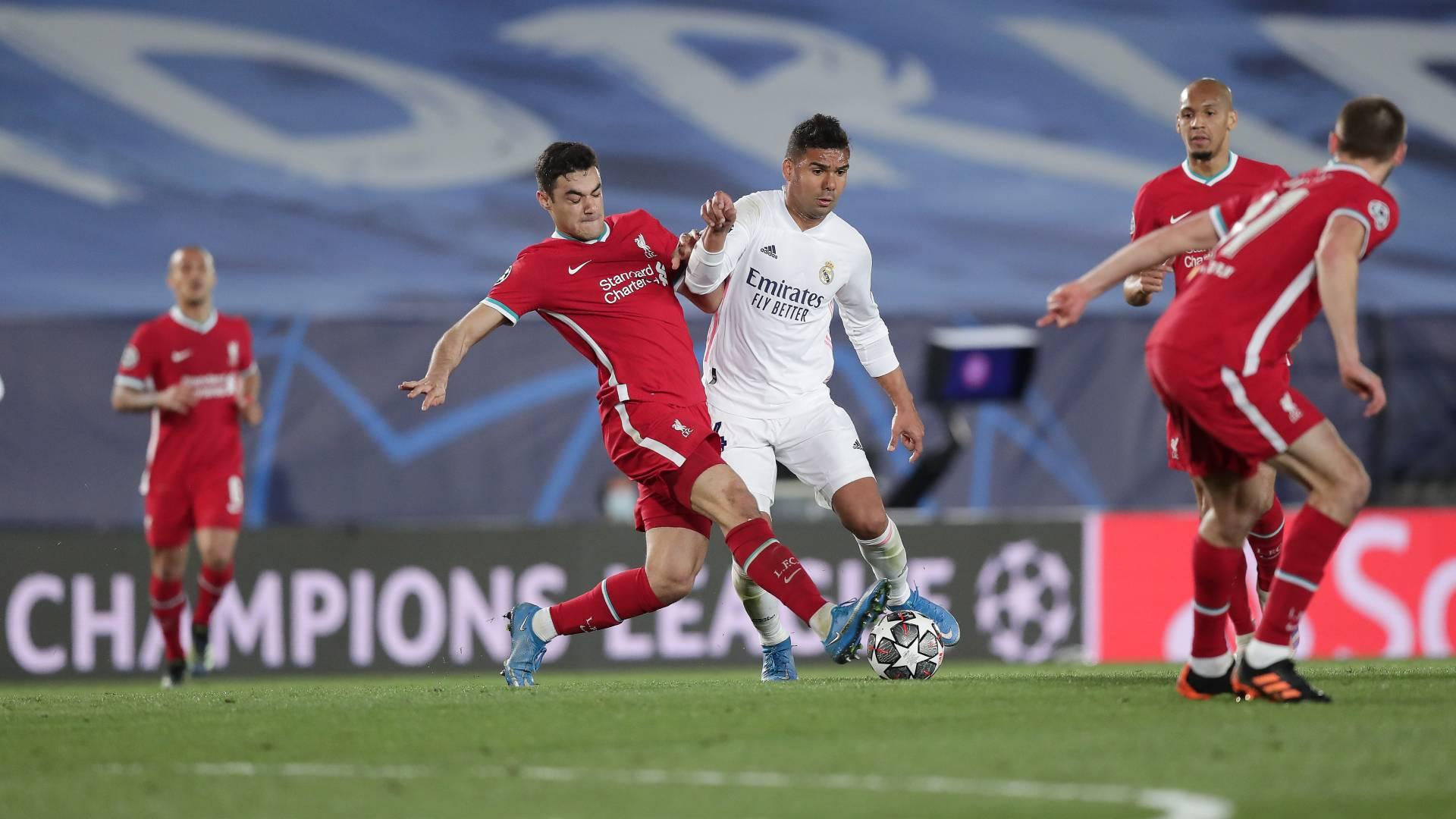 Wer Zeigt überträgt Fc Liverpool Vs Real Madrid Heute Live Im Tv Und Live Stream Die übertragung Der Champions League Goal Com