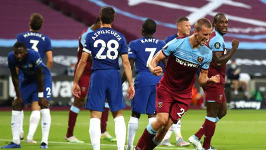 El resumen del West Ham vs. Chelsea de la Premier League: vídeo, goles y estadísticas | Goal.com
