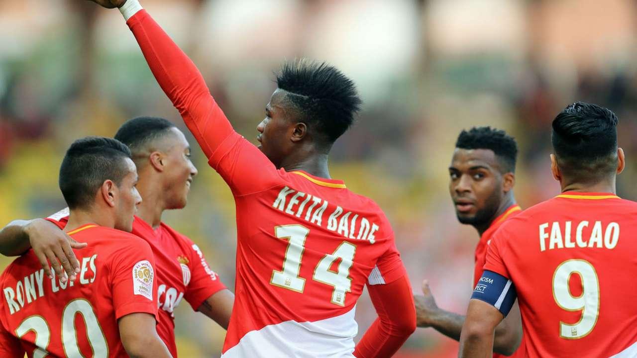 Keita Balde Monaco Caen