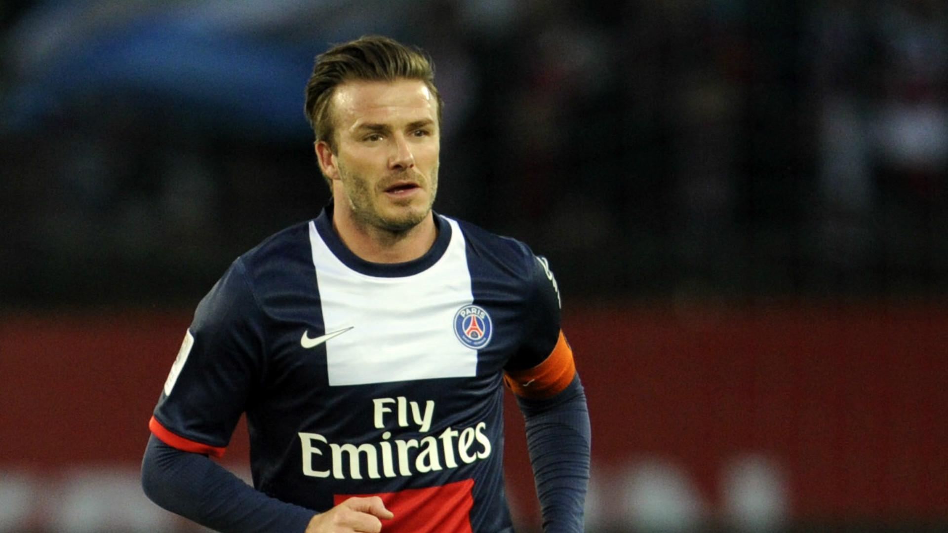La promesse de Neymar (PSG) à Beckham