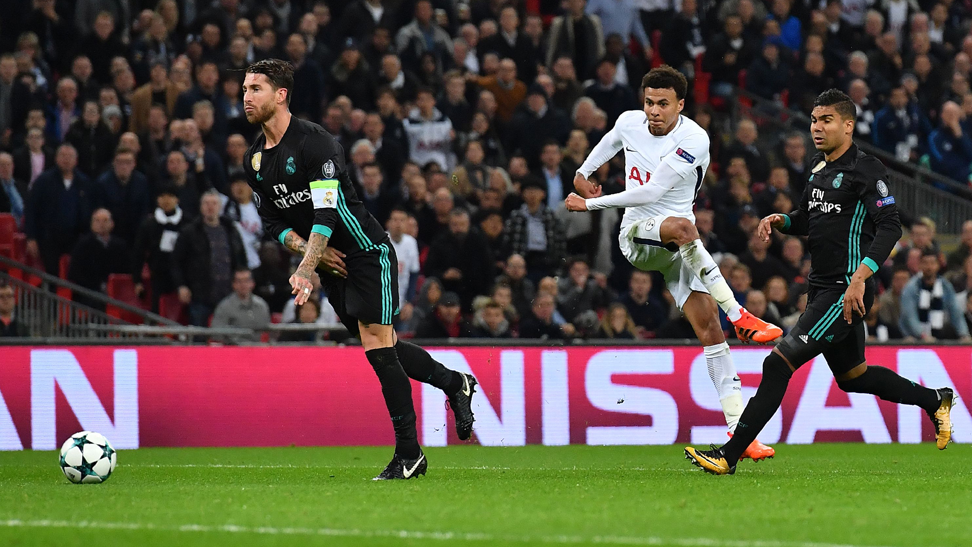 Dele Alli Tottenham Real