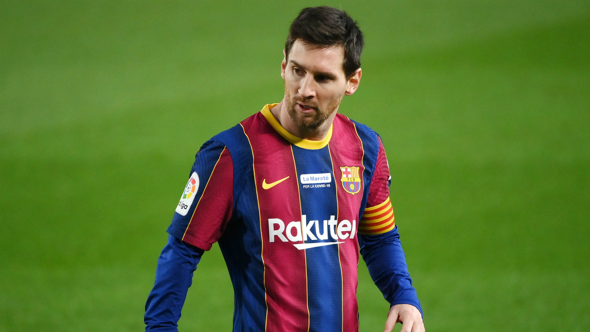 Messi promised appealing Barcelona 'project' by presidential candidate Rousard