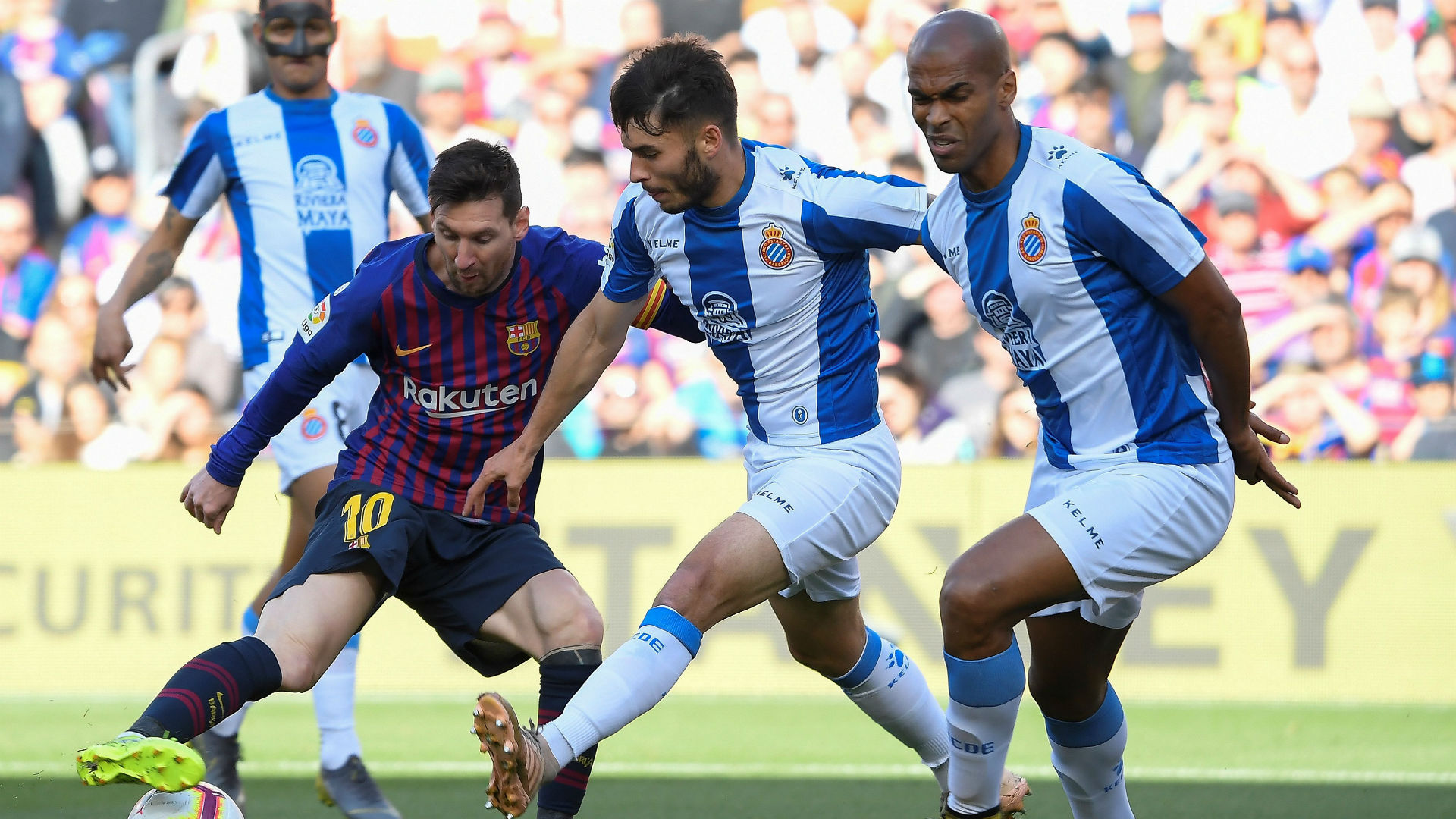Espanyol vs. Barcelona - Football Match Report