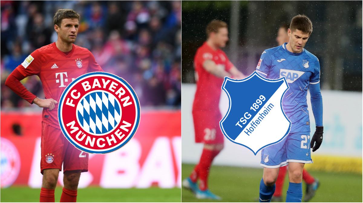DFB Pokal FC Bayern M U00fcnchen Vs 1899 Hoffenheim 4 3 Der