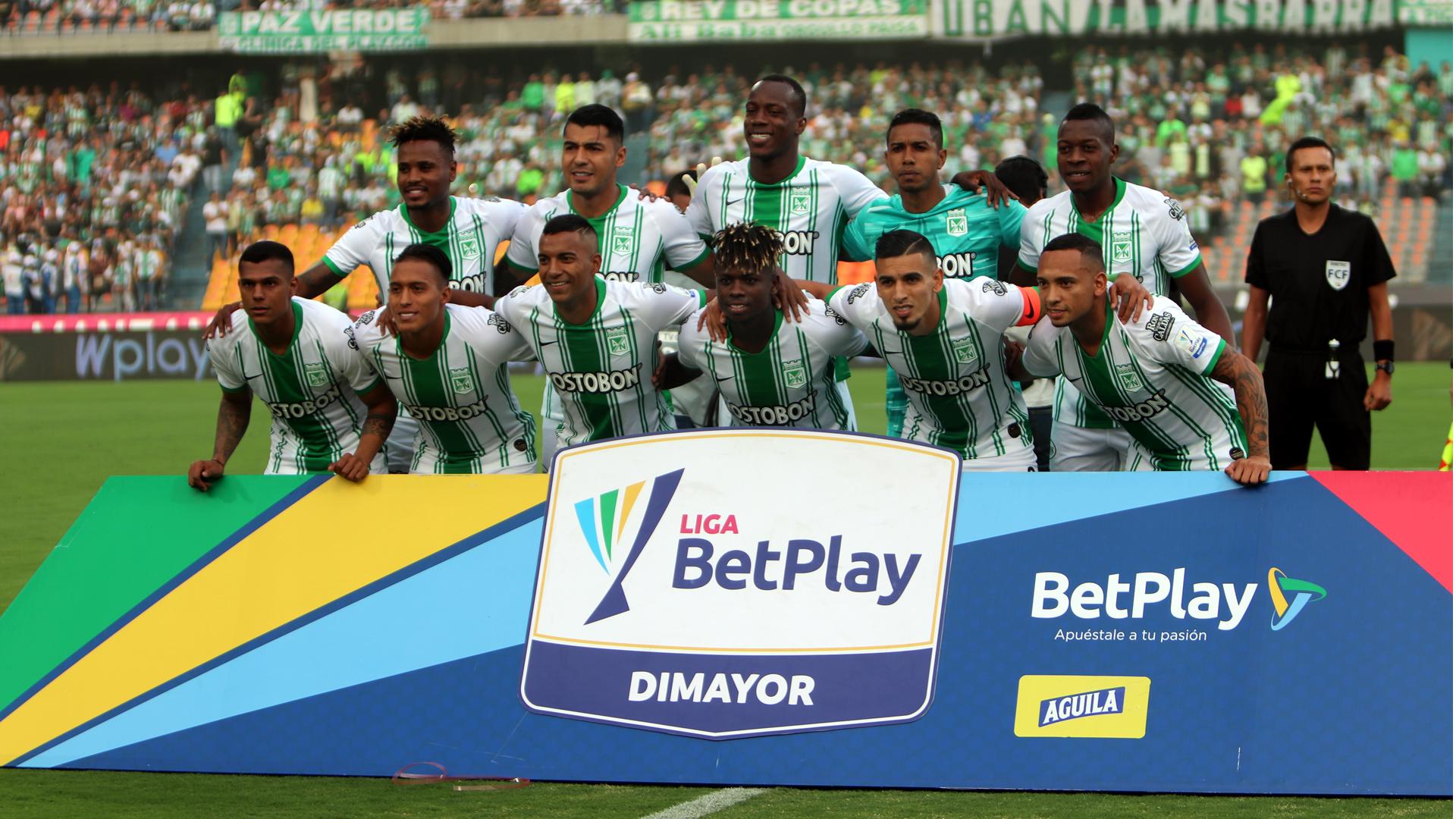 Atlético Nacional Liga BetPlay 2020