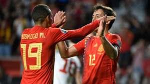 Rodrigo Spain Euro 2020 qualifying 2019