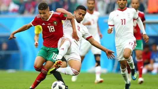 Iran Marokko Wm 2020