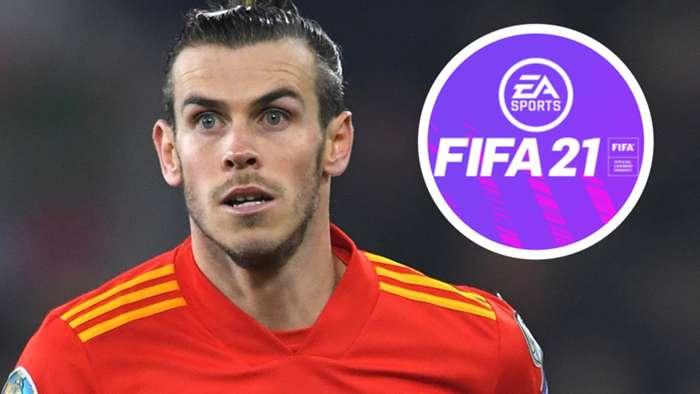 Gareth Bale FIFA 21