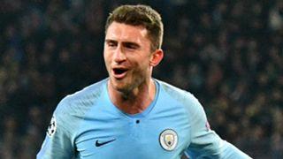 Aymeric Laporte Manchester City 2018-19