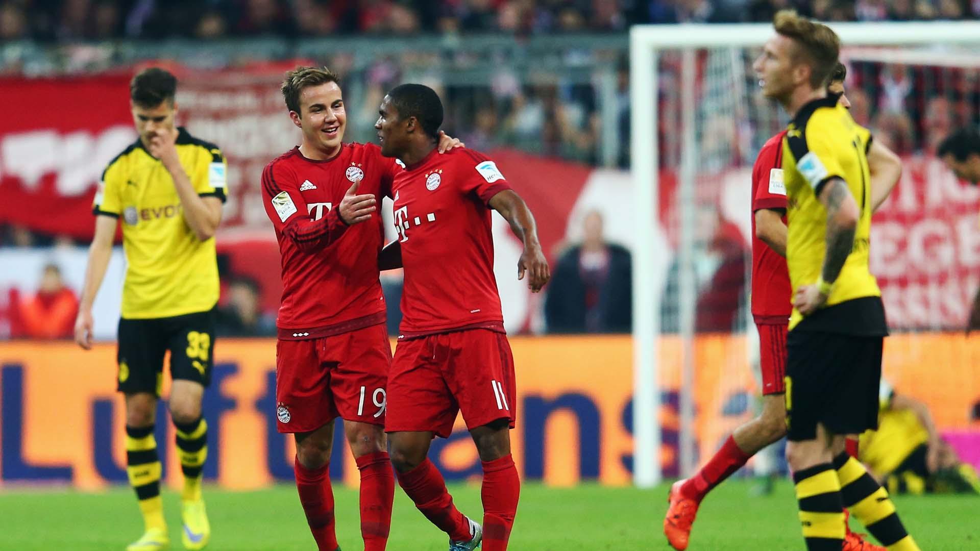 Bayern Dortmund Quote