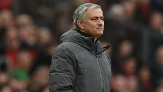 Jose Mourinho, Man Utd vs Liverpool, 17/18