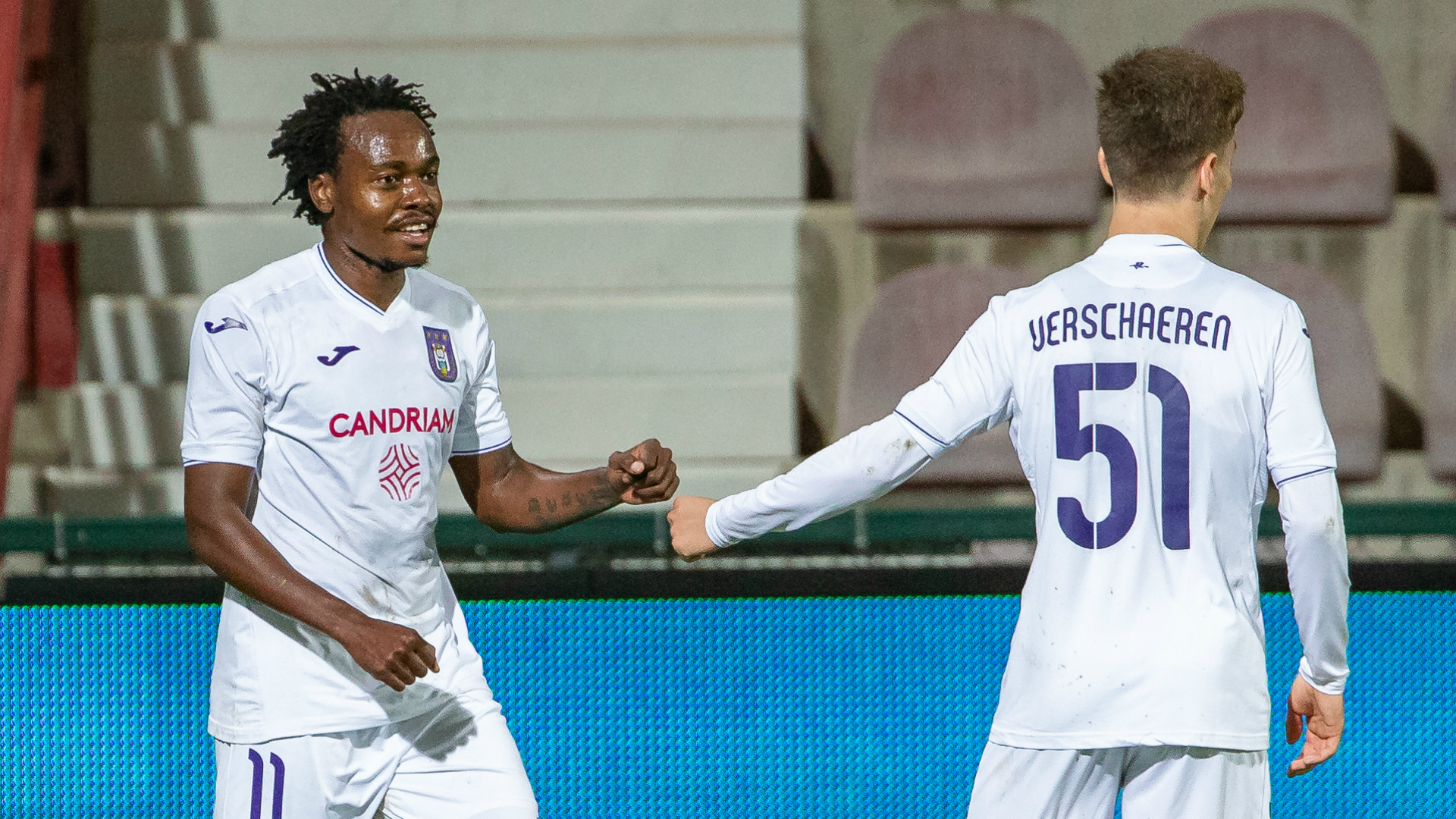 Percy Tau: Brighton & Hove Albion confirm plans for South Africa star from Anderlecht