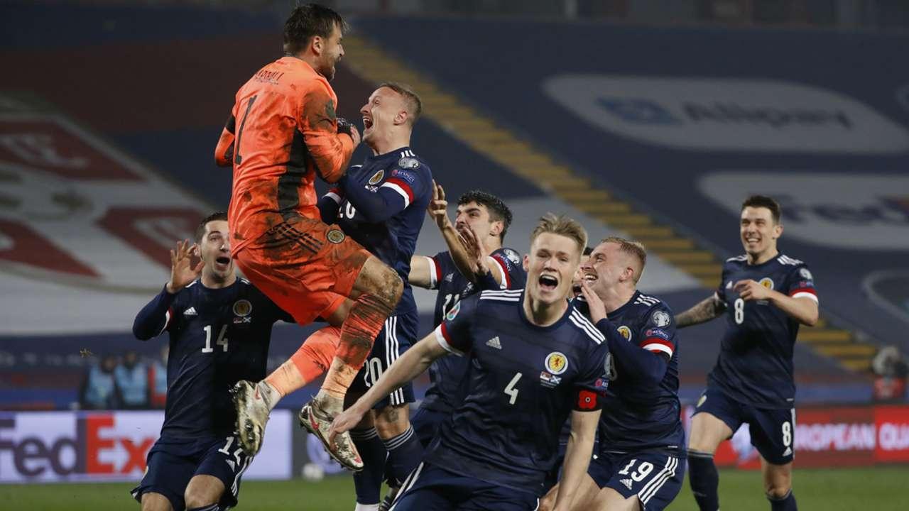 Scotland celebrations