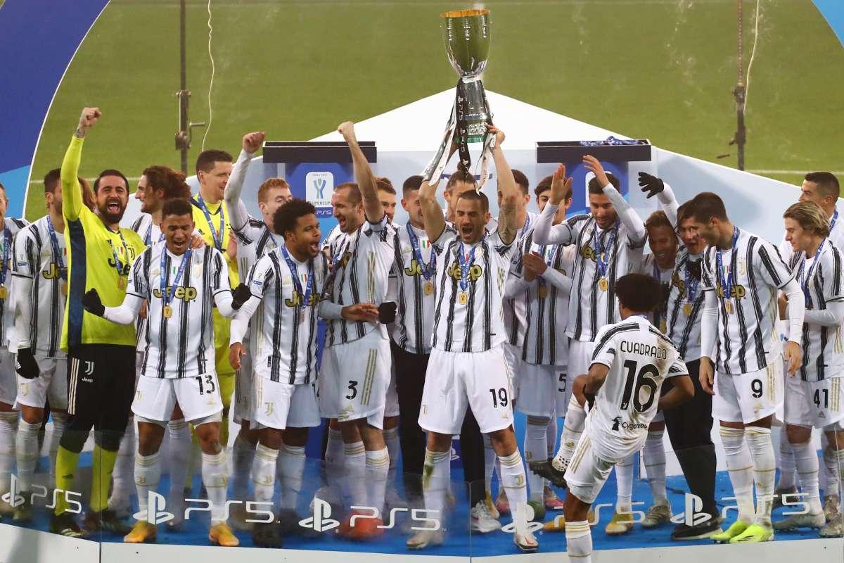 Juventus-Napoli 2-0: Cristiano Ronaldo-Morata, la Supercoppa è bianconera |  Goal.com